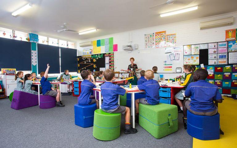 การออกแบบห้องเรียนคือขอบเขตถัดไปในการออกแบบสากล