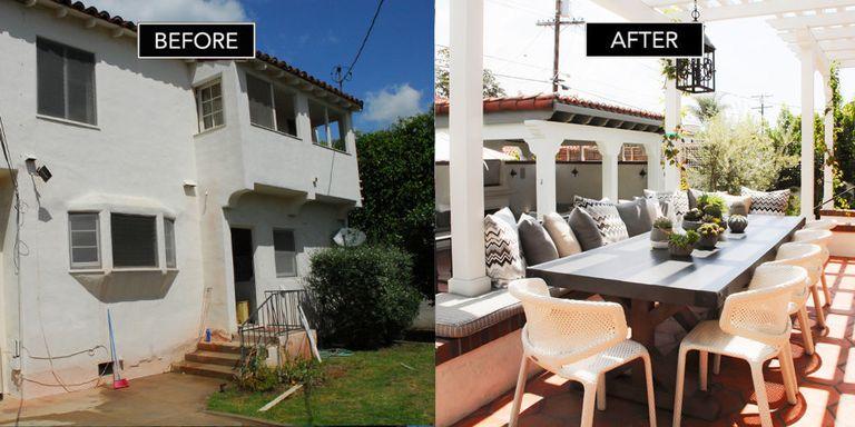 บ้านสไตล์สเปนที่ล้าสมัยในยุค 1930 ได้รับการปรับปรุงใหม่ทั้งหมด