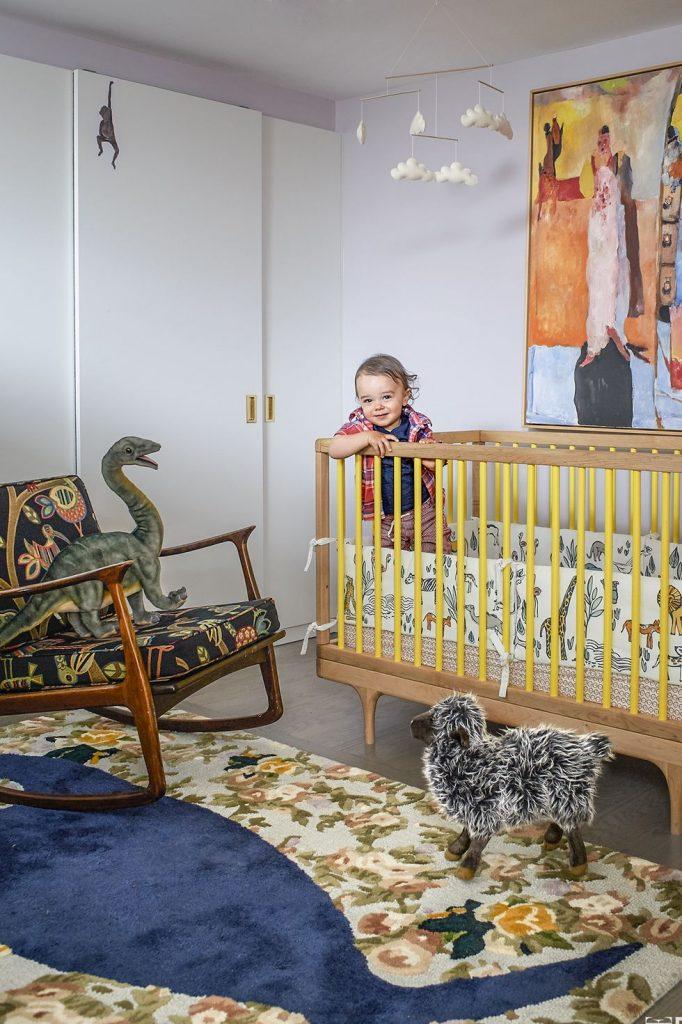 ห้องเด็กทันสมัยแม้กระทั่งผู้ใหญ่จะชื่นชอบ