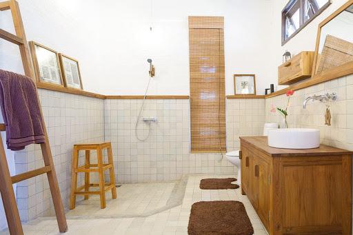 ห้องน้ำที่บ้าน