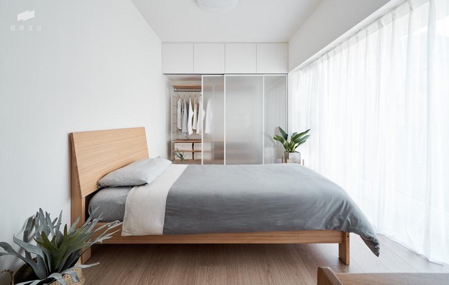 การจัดห้องนอนแบบมินิมอล