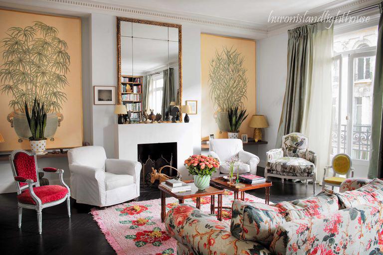 อพาร์ตเมนต์ในปารีส